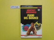 J 4537 LIBRO FUORI DEL BRANCO DI GEOFFREY HOUSEHOLD 1988