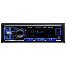 Boss 611uab Car Flash Audio Player - Ipod/iphone Compatible - Single Din - Mp3,