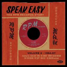SPEAK EASY - THE RPM STORY 2 - VARIOUS ARTISTS - CDTOP2