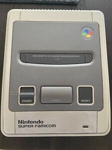 Super Famicom Console. Console Only.