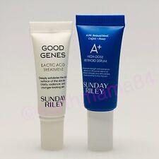 NEW ~ Sunday Riley A+ High Dose Retinoid Serum Good Genes ~ 5ml Minis
