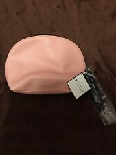 Macys Pink Makeup Bag Zip Top