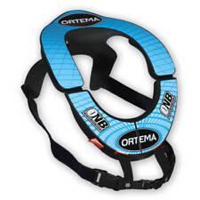 Ortema Nackenschutz ONB Neck Brace mit blauem Dekor, Größe M - XL