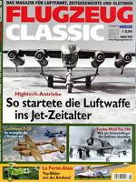 Flugzeug Classic - Das Magazin für Luftfahrt, Zeitgeschichte und Oldtimer - 8/16