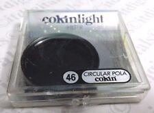 Genuine France 46mm Cokin Circular Pola Polarizing Lens Filter 46 mm Cokinlight