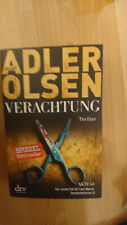 Verachtung - Jussi Adler-Olsen [Taschenbuch]