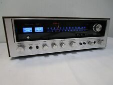 Nice & Clean Vintage Sansui 5050 Stereo Receiver w/ LED Upgraded Lamps --->Cool!
