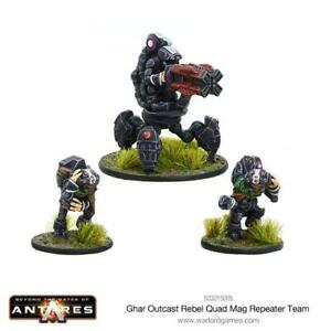 GHAR OUTCASTS REBEL QUAD MAG REPEATER TEAM - BEYOND THE GATES OF ANTARES