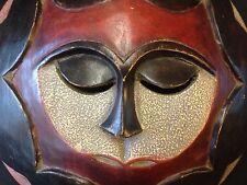 Afrikanische Traditional Maske