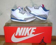 NIKE AIR JORDAN 3 III True Blue Size 10 C Athletic Shoes 832033-106 FAST SHIP!