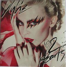 "KYLIE MINOGUE - CD SINGLE PROMO ""2 HEARTS"" - NEUF SOUS BLISTER D'ORIGINE (NEW)"