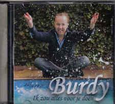 Burdy-Ik Zou Alles Voor Je Doen Promo cd single