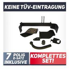 Für Alfa Romeo 147 00-10 Anhängerkupplung starr+E-Satz 7p