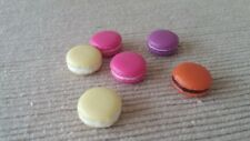 """18"""" doll cookie pastry french macarons food fit American Girl Our Generation"""