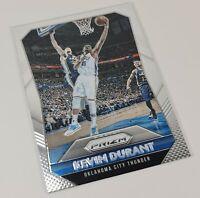 Kevin Durant Panini Prizm 2015-2016 #96 Oklahoma Thunder NBA Basketball Card