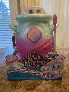 Magic Mixies Magic Cauldron Rainbow Mixie Exclusive RARE SHIPS FAST! - (in hand)
