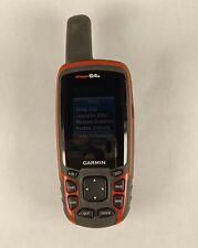 Garmin GPSMAP 64s Handheld GPS Unit Hunting geocaching hiking fishing