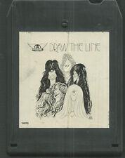 8-Track / 8-Spur Tonband : Aerosmith - Draw the line (Hard Rock / Heavy Metal)