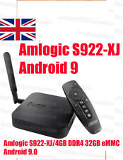 MINIX NEO Amlogic S922 Android 9 Mini PC WiFi HDMI HDR 4K Fanless TV BOX