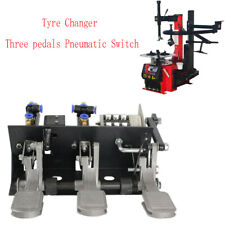 Tyre Changer Part Iron Frame Pedal Control Valve Three Pedals Pneumatic Switch