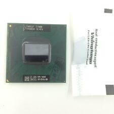 Intel Core 2 Duo t7800 2.6 GHz Dual-Core 4m 800mhz processore Socket P 479 SLAF 6