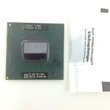 Intel Core 2 Duo T7800 2.6 GHz Dual-Core 4M 800MHz Prozessor Socket P 479 SLAF6