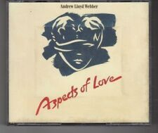 (HN249) Andrew Lloyd Webber, Aspects Of Love - 1989 double CD