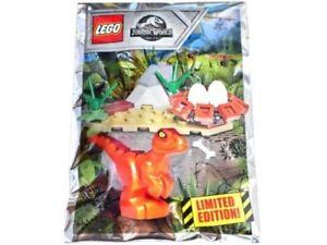 Lego 121801 Bebe Raptor Jurassic World
