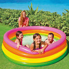 Intex Sunset Glow Pool - Size 5.5ft x 1.5ft