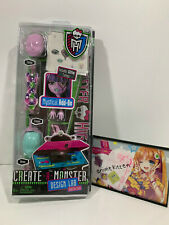 Monster High Create A Monster Design Lab Mystical Add-On Pack NEW Doll Unicorn