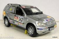 Vitesse 1/43 Scale - Mercedes M Klasse rally car #262 diecast model car unboxed