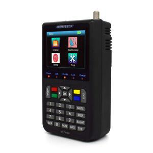 "V9 Digital Satellite Finder 3.5 "" LCD Digital Display Satellite Television R6U5"