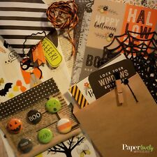 Halloween Card & Paper Crafting Kit