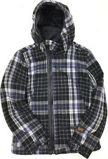 G-Star Raw Jacket 'WOOL JKT WMN' Plaid Lined Ski Size L RRP $589 Womens