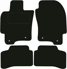 Jaguar X Tipo Unidad De Mano Izquierda Calidad de lujo a medida Alfombrillas De Coche 2001-2010