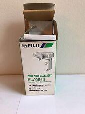 FUJI FLASH FZ 2000 ZOOM ACCESSORY FLASH II