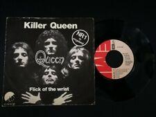 """7"""" Vinyl single Queen Killer queen (Holland) Red label"""