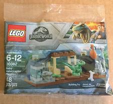 LEGO Jurassic World  30382  Baby Velociraptor Playpen   NEW
