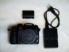 Panasonic Lumix DMC-GH4 Digital Camera with 4K Cinematic (WITH Battery +Charger)