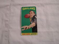 Tom Flores 1965 Topps NO.139 SHORT PRINT