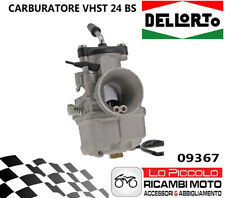 09367 Carburettor Dell'Orto Vhst 24 BS 2T Valve Flat Air Manual Universale