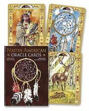 Native American Spirituality Oracle Cards: By Lo Scarabeo Rotundo, Massimo
