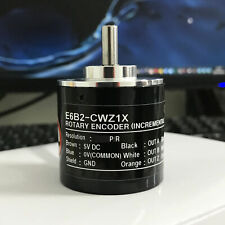1pc Omron 500p Incremental Rotary Encoder 500pr E6b2 Cwz1x Differential Signal