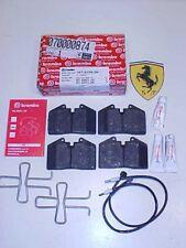 Ferrari 355 Rear Brake Pads_Brembo_70000874_348_Rear_Front_512TR_512M_NEW_OEM