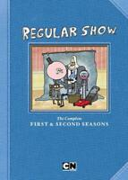 REGULAR SHOW: THE COMPLETE FIRST & SECOND SEASONS NEW DVD