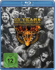25 Years Louder Than Hell - The W:O:A Documentary Blu-ray (2015) Lemmy
