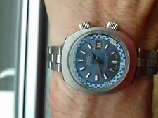 Vanroy DIVER 20 ATMOSPHERES AUTOMATIC DOUBLE CROWN VINTAGE COLLECTION NOS WATCH