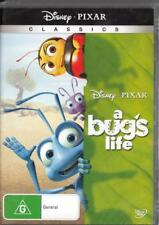 A BUGS LIFE - DISNEY/PIXAR - 2 DISC - NEW & SEALED REGION 4 DVD FREE LOCAL POST