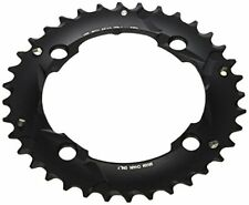 Corona Truvativ/chainring SRAM 36t L-pin Xo/x9/x7 BCD 104mm 2x10speed Black