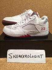 JORDAN AJF 5 LOW SZ 9 fusion air force nike og white red gotta be the shoes 2008